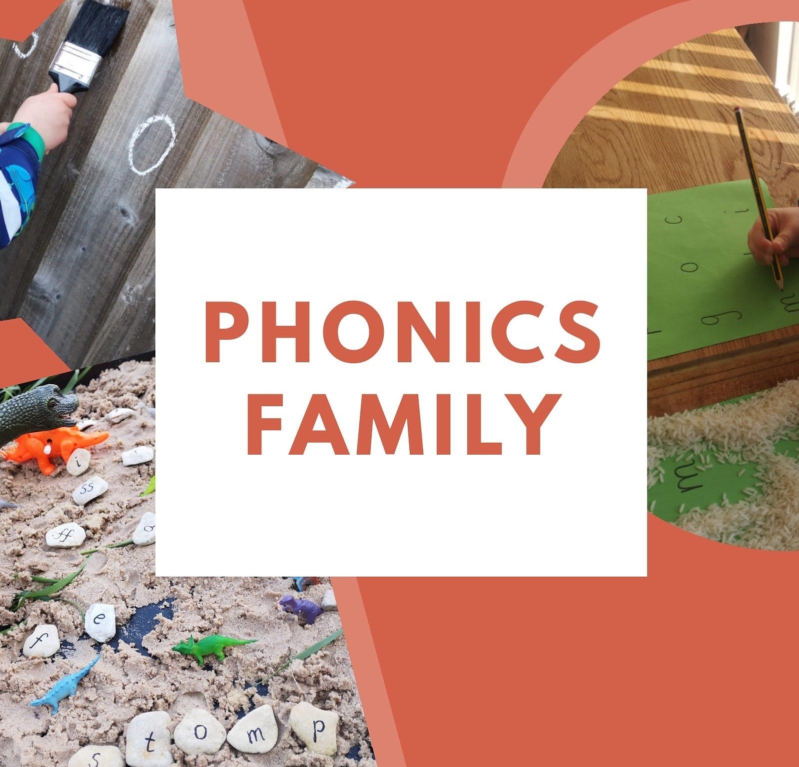 Phonics Family